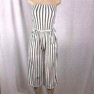 Capella Striped Jumpsuit